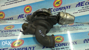 Turbina Fiat Ducato 2.3 JTD 010g 5801415508 AE 586