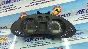 Kilometar sat Seat Ibiza 1.9 TDI 03 W06L0920820J AE 843