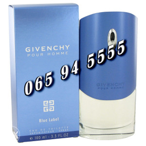 GIVENCHY Blue Label Pour Homme 50ml TESTER