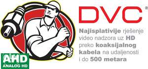 HD DVC VIDEO NADZOR