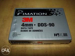 """""""IMATION 3M"""" 4mm-DDS-90 KASETA"""