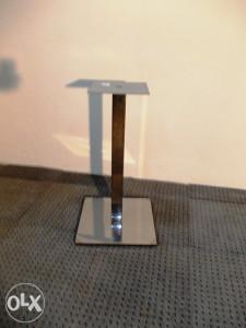 RASPRODAJA - Inox stolovi H:72cm - Polirani