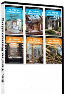 DVD-So, You Are Renovating Collection