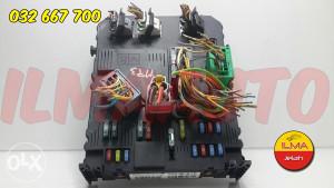 BSI ELEKTRONIKA 9657999780 PEUGEOT 206 P206 2005 ILMA