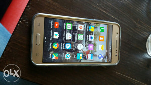 SAMSUNG J5 DUOS GOLD