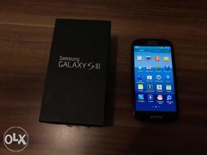 Samsung Galaxy S3 GT-i9300 CRNI FULL PAKOVANJE