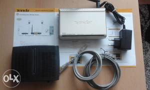 Wifi modemi ruteri TENDA...sve u paketu