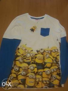 Muška majica za dječake