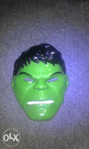 Maska Marvel Hulk