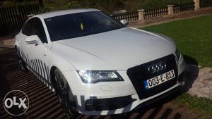 Audi A7 3.0 quttro s line