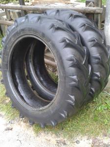Dijelovi za traktore gume