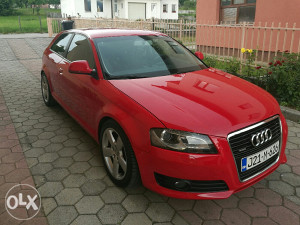 Audi A3 1.9 TDI 8P presao 80 000km