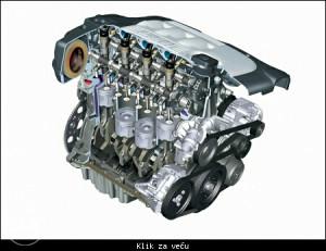 BMW motor 3.0d