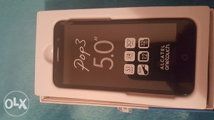 ALCATEL pop3 5.0