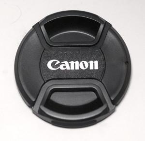 Poklopac za objektiv 62 mm Canon