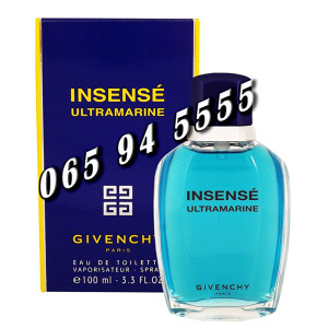 GIVENCHY Insense Ultramarine 100ml TESTER