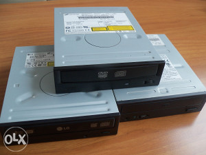 CD/DVD ROM, opticki uredjaji
