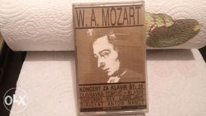 Kaseta W.A.MOZART orginalna