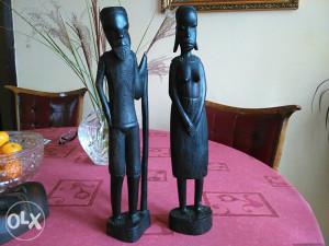 Dvije Figure u paru AFRIKA
