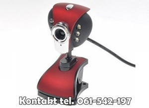USB web kamera sa MIKROFONOM - model B