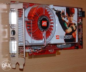 ATI Radeon x1800XT DDR3 Zamjena