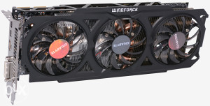 Gigabyte WINDFORCE R9 280x 3 GB OC