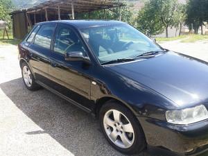 Audi A3 1.9 TDI 74 kw