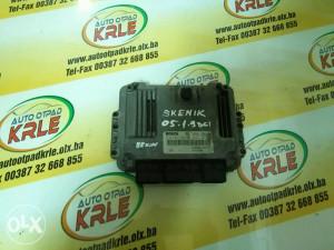 El Motora Skenik 1.9 DCI 05g 0281011776 8200391966 KRLE