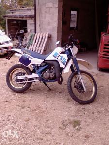 Suzuki ts 250X