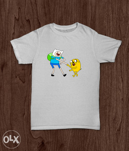 SuperMajice | CRTANI FILMOVI | Adventure Time majica