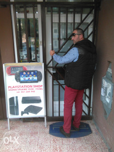 playstation servis