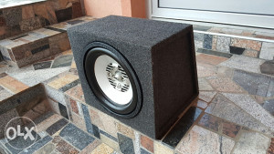 Subwoofer RD Ryval Designs