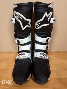 Alpinestars Tech 3 Motocross cizme enduro kros