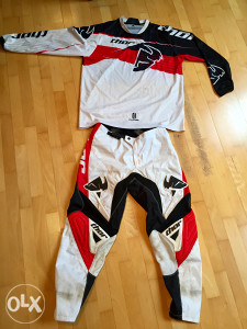 Thor Phase Motocross oprema hlace dres cross enduro