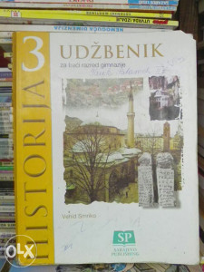 Historija za 3 / Vehid Smirko