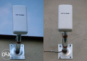 TP Link 5210g 2,4GHz antena i ruter ujedno