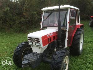 Traktor Steyr 8055