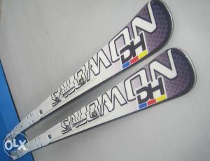 Skije Salomon Race DH 210cm