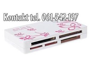 USB 2.0 Sve u 1 Multi čitač kartica - model A2