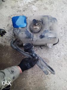 Hyundai ATOS rezervoar