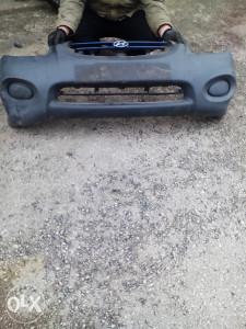 Hyundai ATOS karambolka