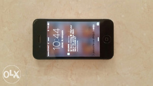 IPhone 4 16GB Black / Crni Fabricki otkljucan