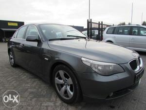 BMW 525D 2005 godina 120kw