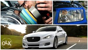 Poliranje farova za bolju vidljivost i sigurniju vožnju