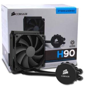 Vodeno hladjenje Corsair H90 za AMD i Intel
