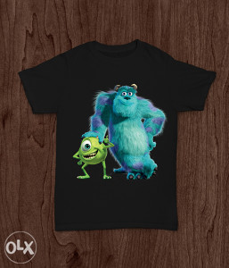 SuperMajice | CRTANI FILMOVI | Monsters Inc majica