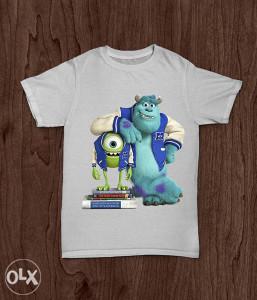 SuperMajice | CRTANI FILMOVI | Monsters Inc. majica