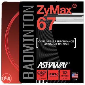 ASHAWAY Zymax 67 - vrhunski badminton špan