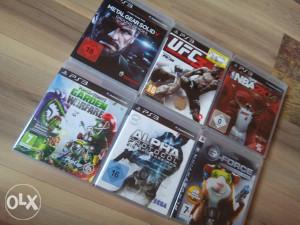 PlayStation 3 Igre UFC3