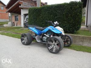 Quad 250ccm Sport